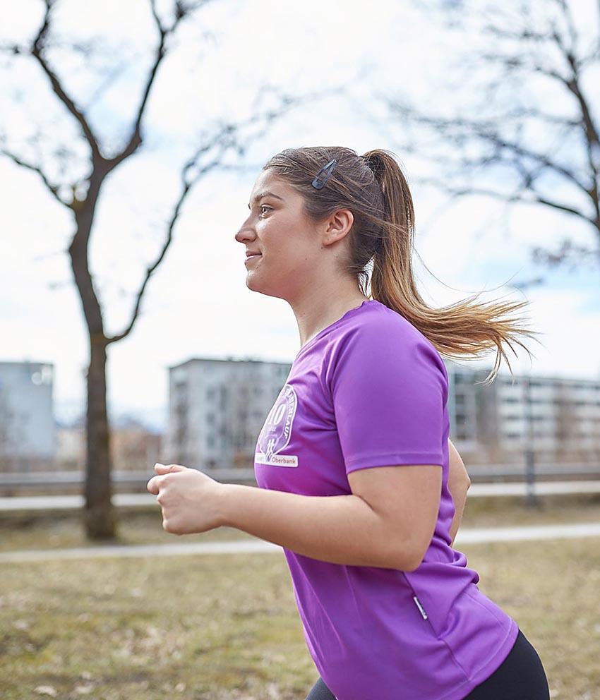Meine Schwester ist mein Vorbild - Blog Frauenlauf - News
